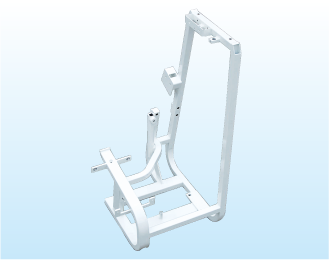 Frame (for medical instruments)